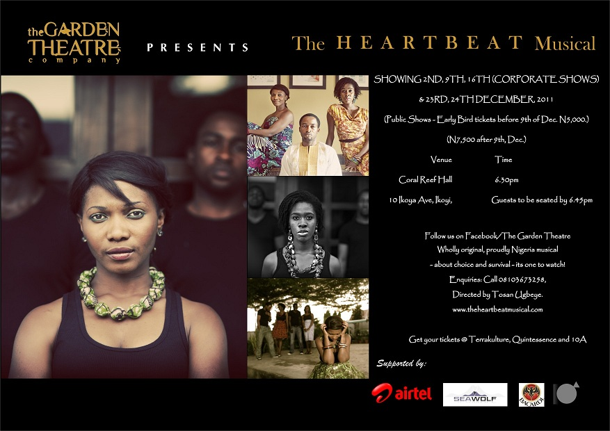 The Heartbeat 2011 Flyer