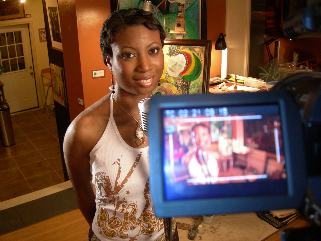 TolumiDE Because You Know Video Shoot Iroko Gallery 021