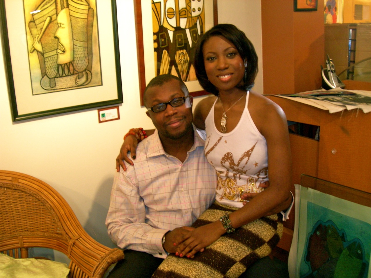 TolumiDE Because You Know Video Shoot Iroko Gallery 026