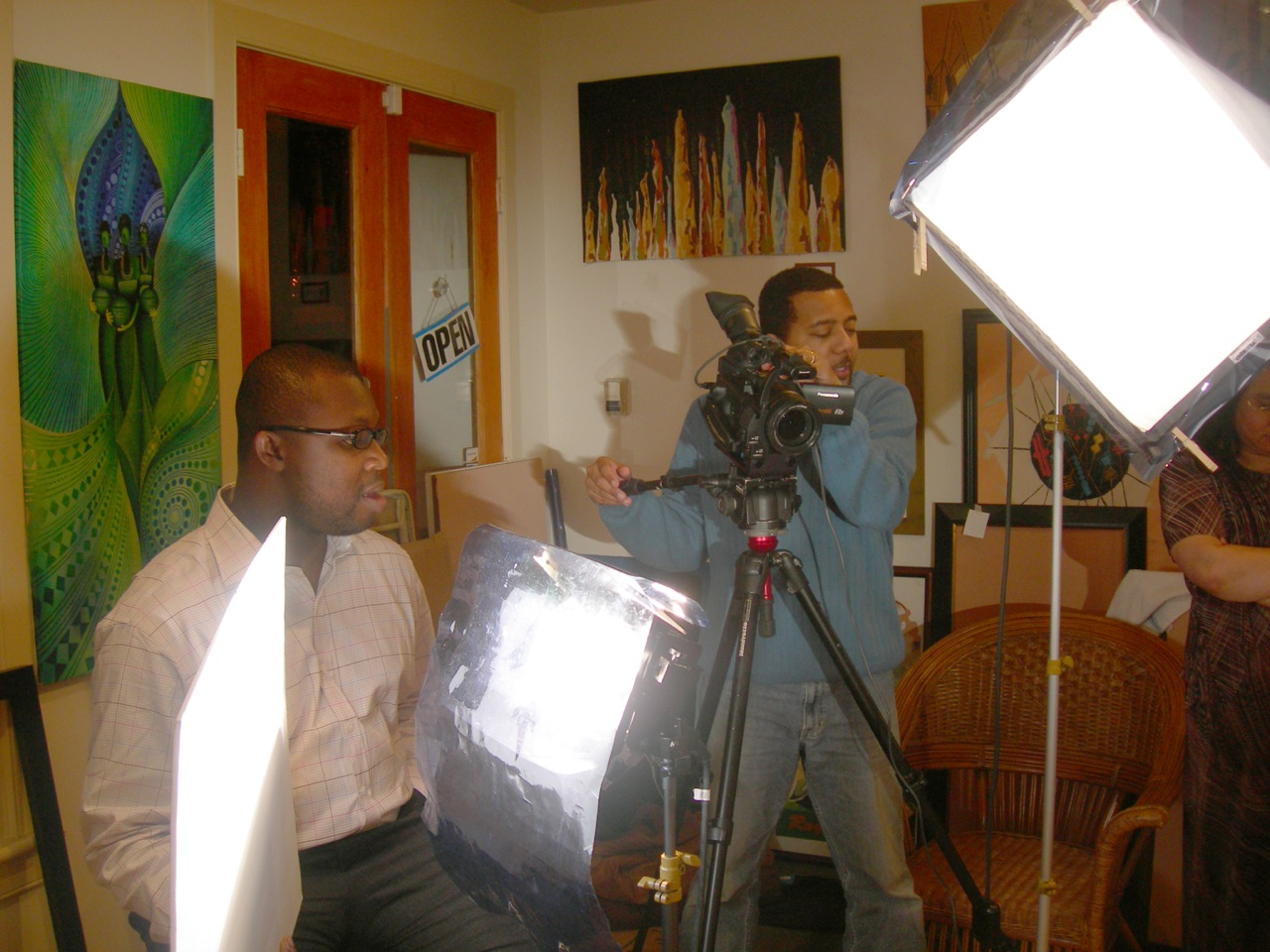 TolumiDE Because You Know Video Shoot Iroko Gallery 031