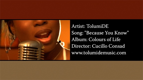 TolumiDE Because You Know Video Shoot Iroko Gallery1