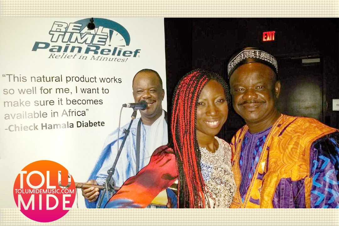 TolumiDE Performance Fillmore Silver Spring MD October 2014 Ebola Relief Concert – 19