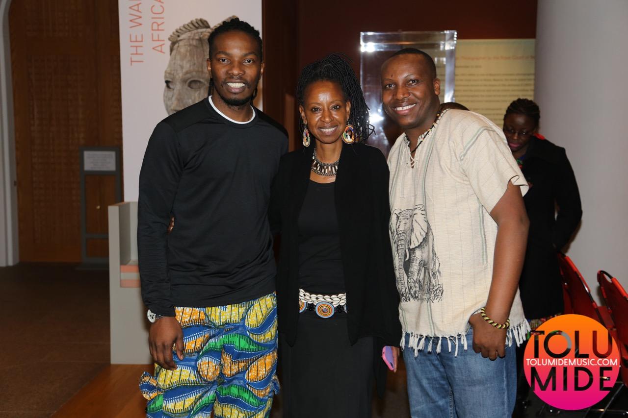 TolumiDE – Smithsonium Museum of African Art – 27 February 2016 – 32 of 39